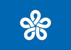 Bandeira da província de Fukuoka
