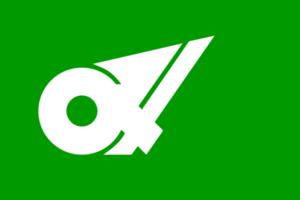Bandeira da província de Mie