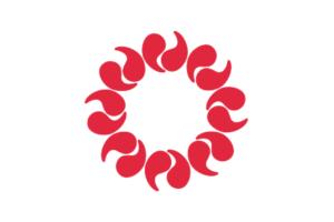 Bandeira da província de Saitama