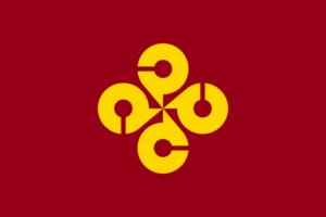 Bandeira da província de Shimane